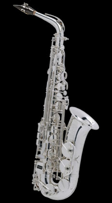 Selmer Super Action 80 Series II E-flat Alto Saxophone Silver Plated Engraved (AG)