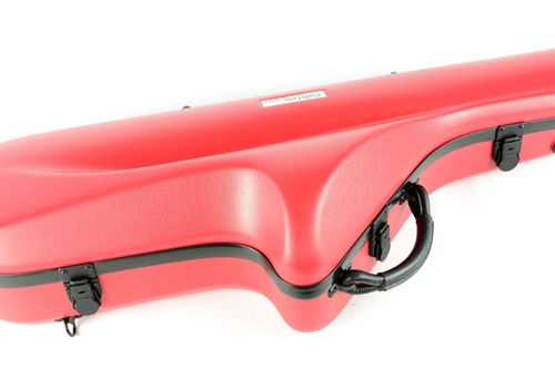 BAM CABINE TENOR SAX CASE – RED-4012SR